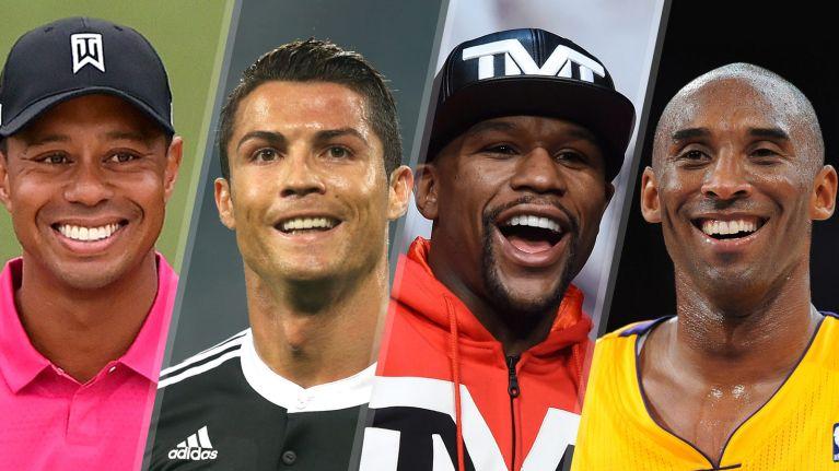10 Olahragawan Dengan Bayaran Termahal